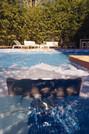 Lettino idromassaggio ad acqua calda
