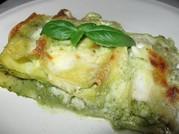 Lasagnetta al pesto