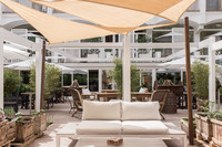 Relax in giardino Hotel Saraceno