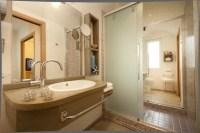 Bagni camere hotel saraceno 4 stelle