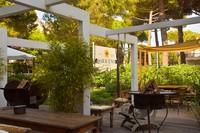 In giardino hotel saraceno