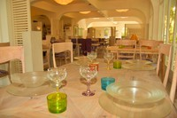 Sala ristorante saraceno