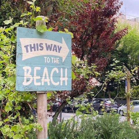 hotel saraceno 4 stelle con spiaggia privata, bagno giuliano 247 sul lungomare di milano marittima