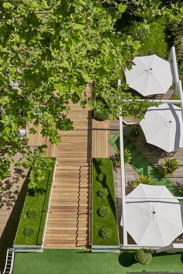 vista giardino hotel saraceno 4 stelle