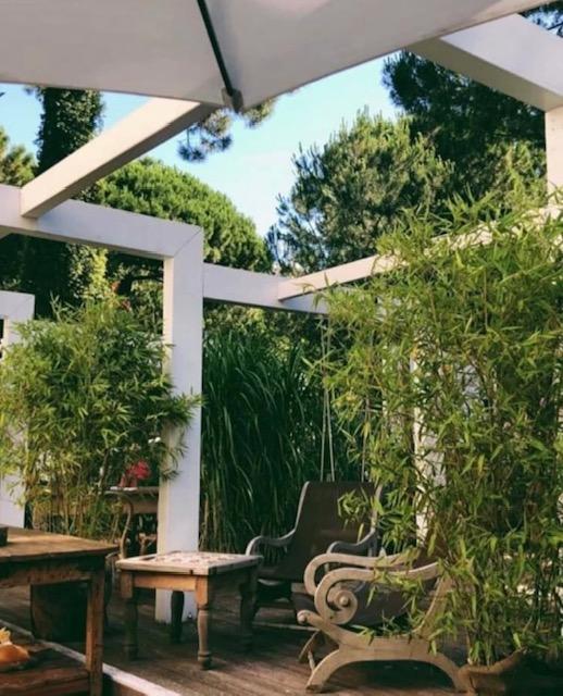 giardino hotel saraceno 4 stelle milano marittima con spiaggia privata