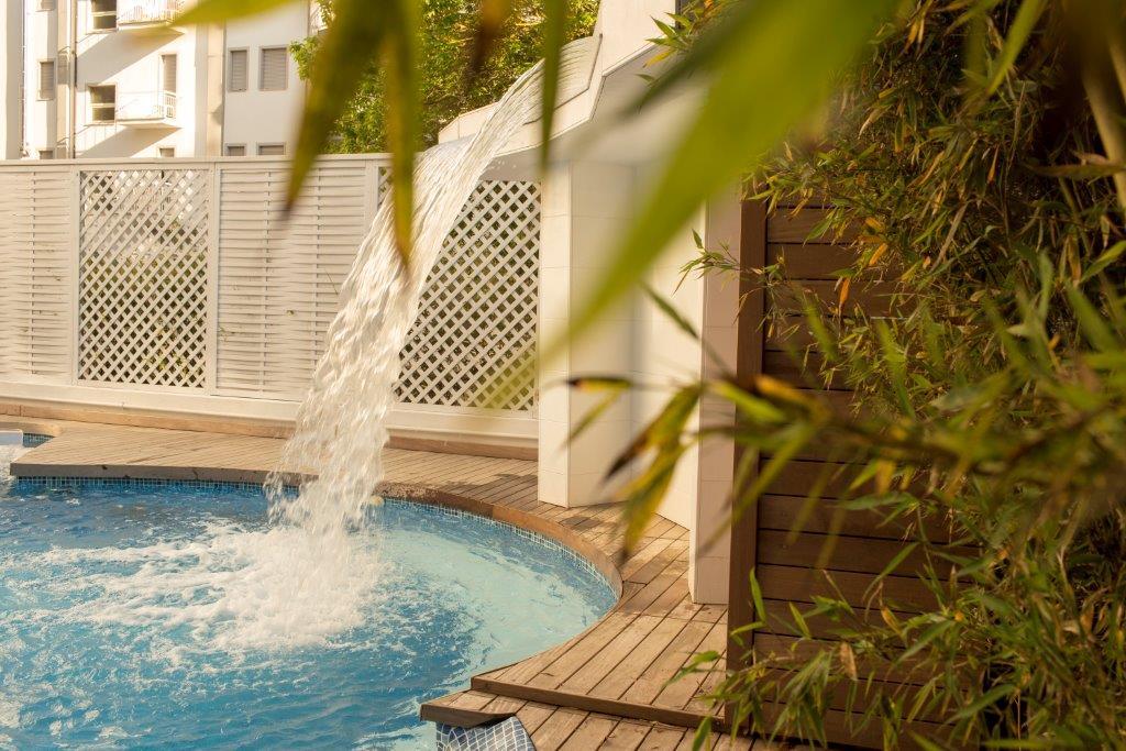 Hotel con piscina riscaldata milano marittima