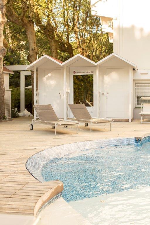 Milano marittima hotel con piscina idromassaggio spa