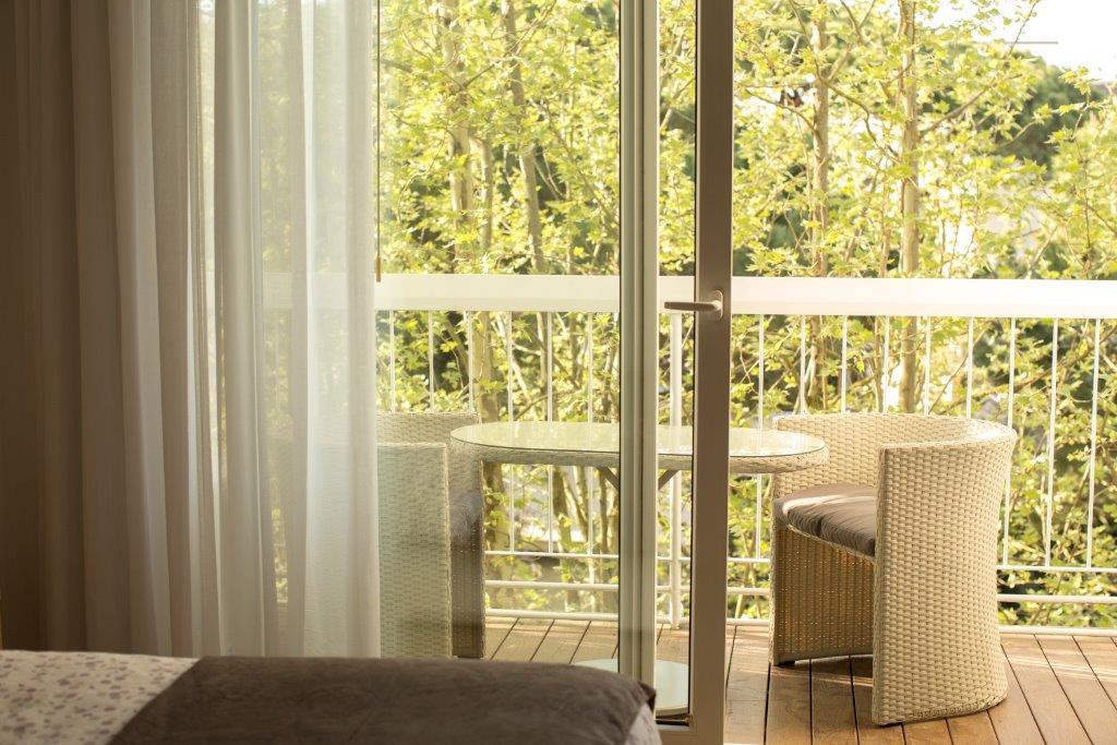Camera Superior con balcone hotel saraceno