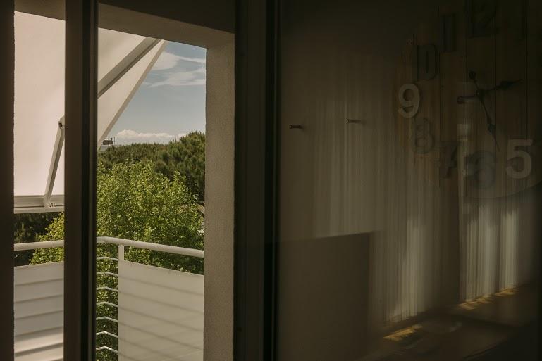 Balcone Suite room hotel 4 stelle milano marittima