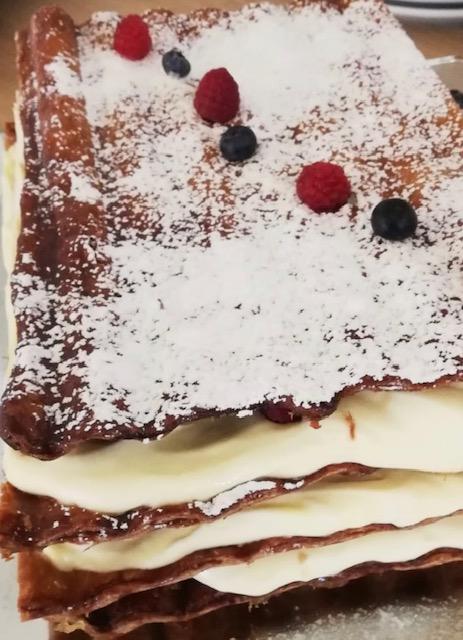 dessert hotel saraceno milano marittima