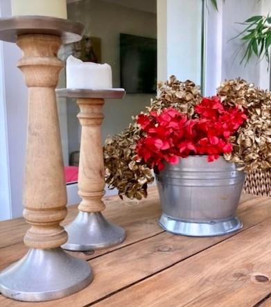 vasi e candele hotel saraceno milano marittima