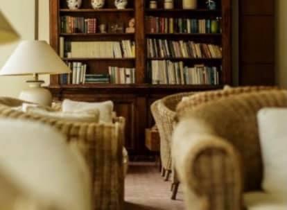 hotel saraceno 4 stelle all inclusive con spiaggia privata libreria reception