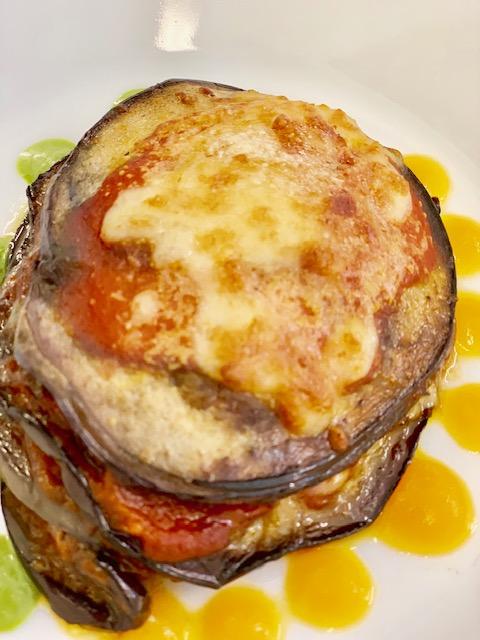 melanzane alla parmigiana hotel saraceno